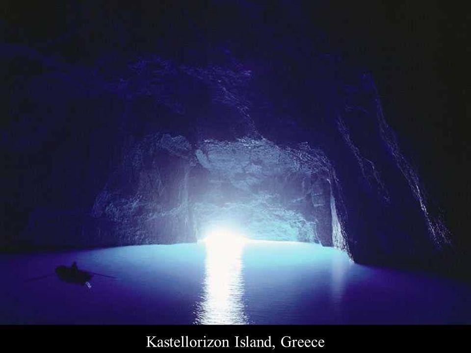 Kastellorizon Island, Greece
