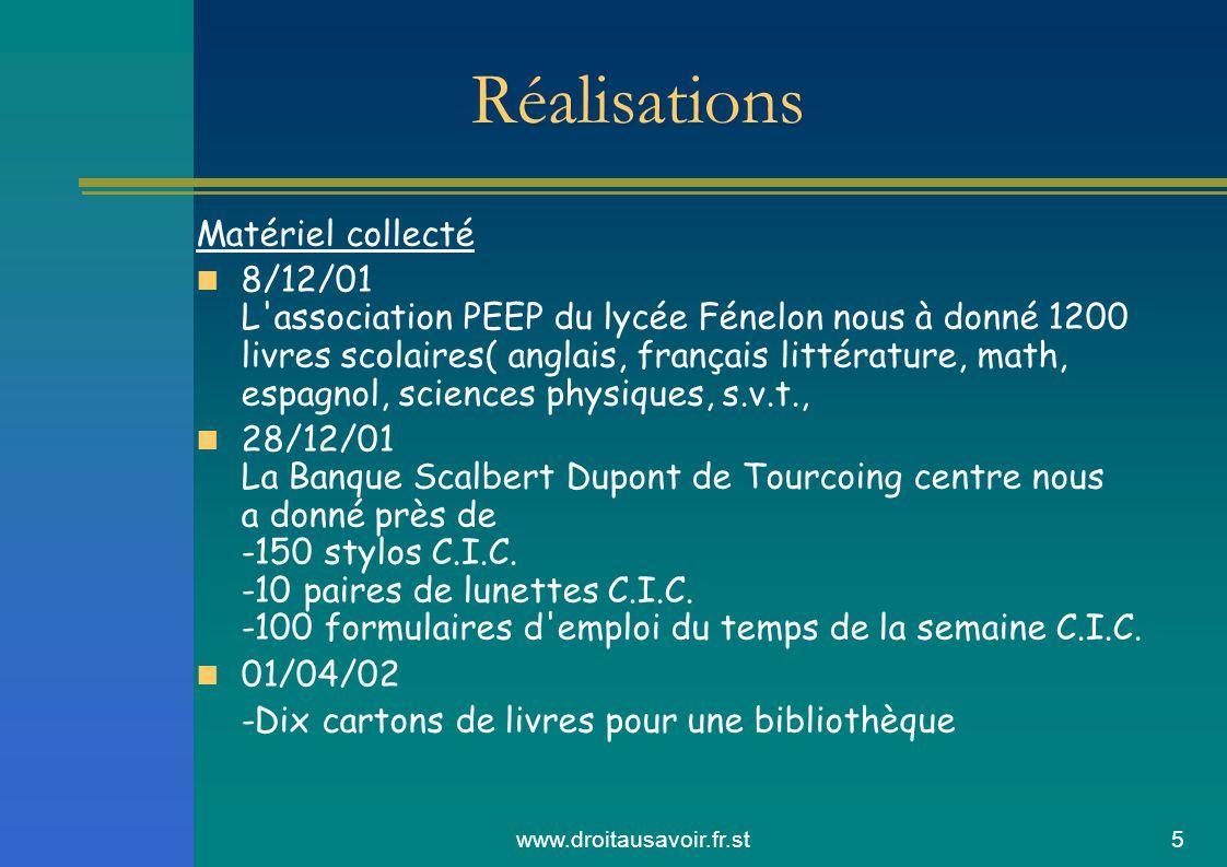 www.droitausavoir.fr.st6 -50 petites boîtes de crayon de couleurs C.I.C.
