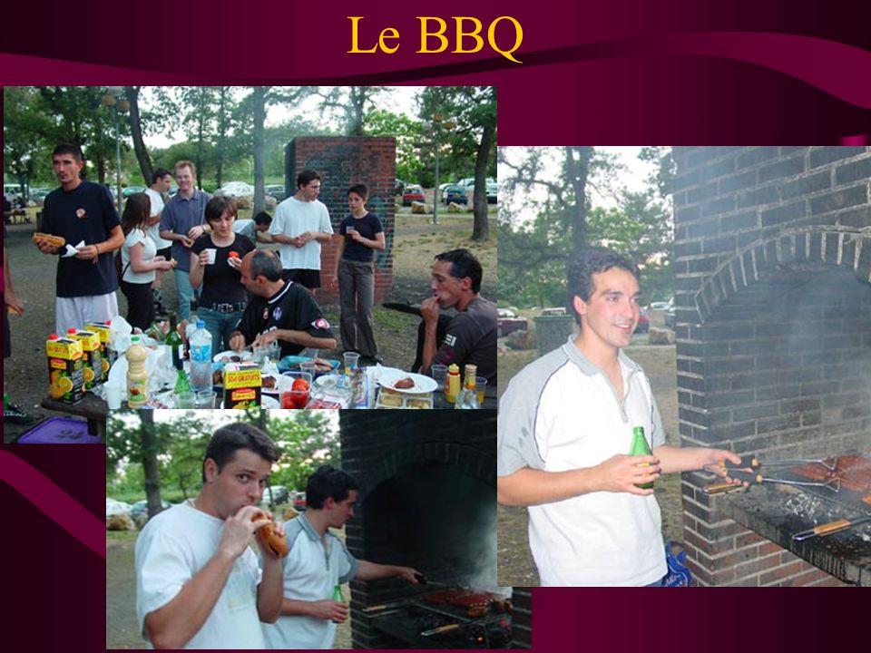 Le BBQ