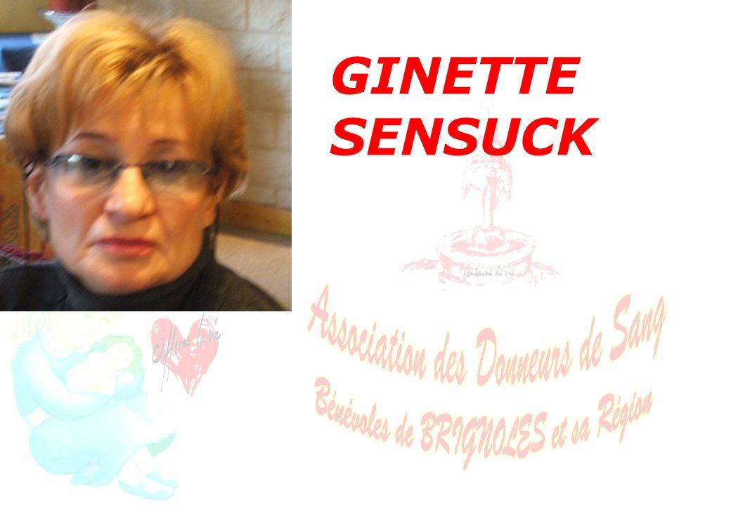 GINETTE SENSUCK