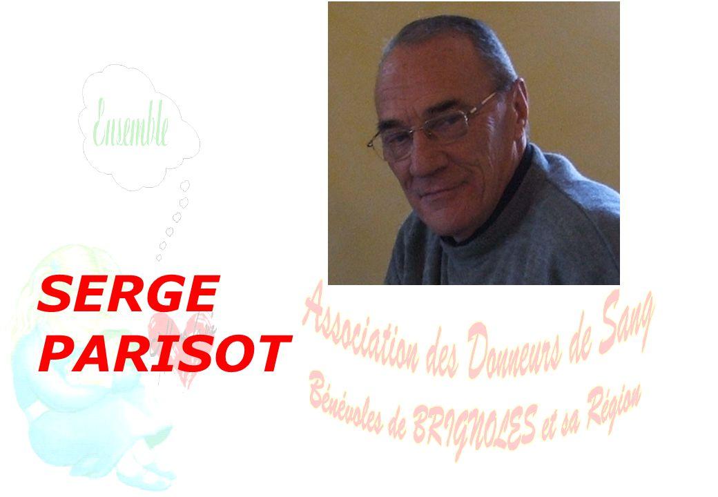 SERGE PARISOT