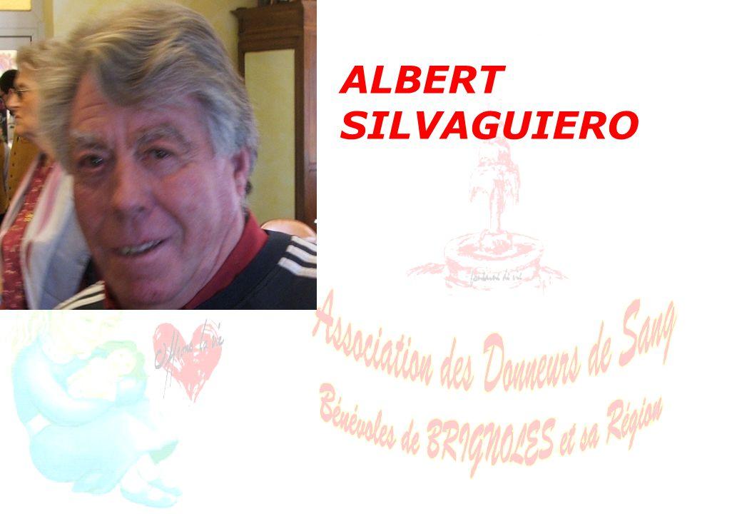 ALBERT SILVAGUIERO