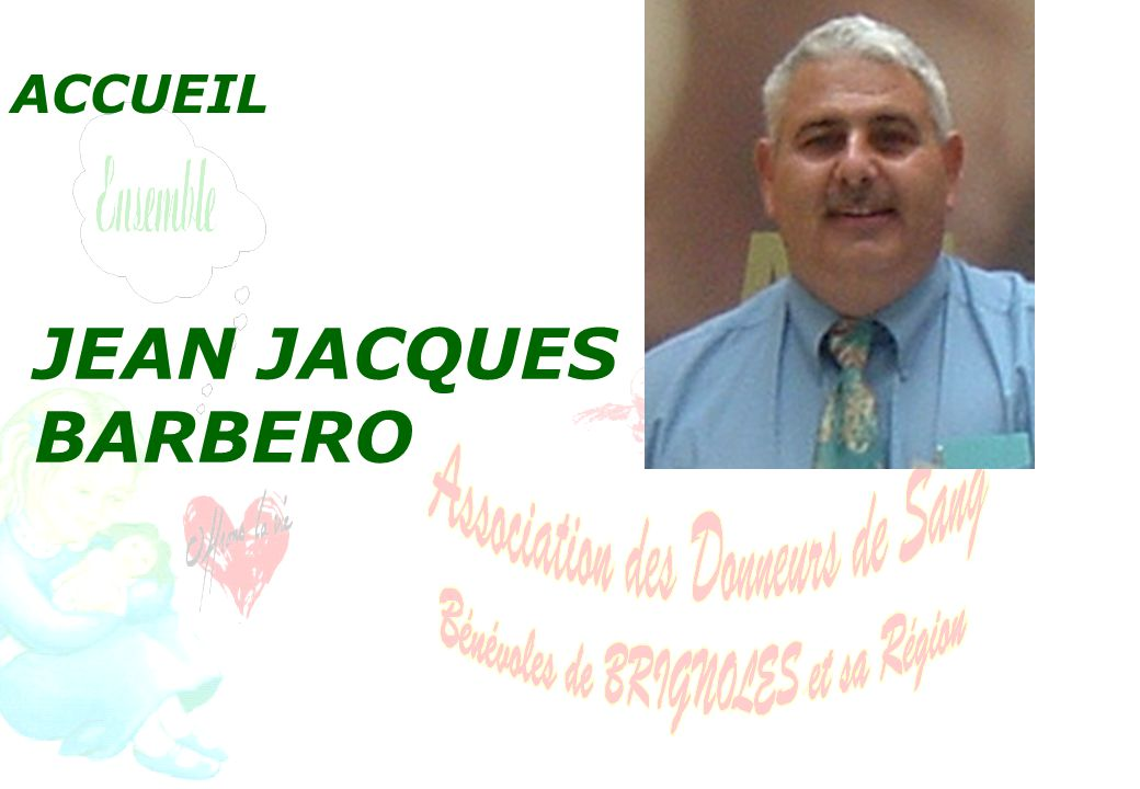 ACCUEIL JEAN JACQUES BARBERO