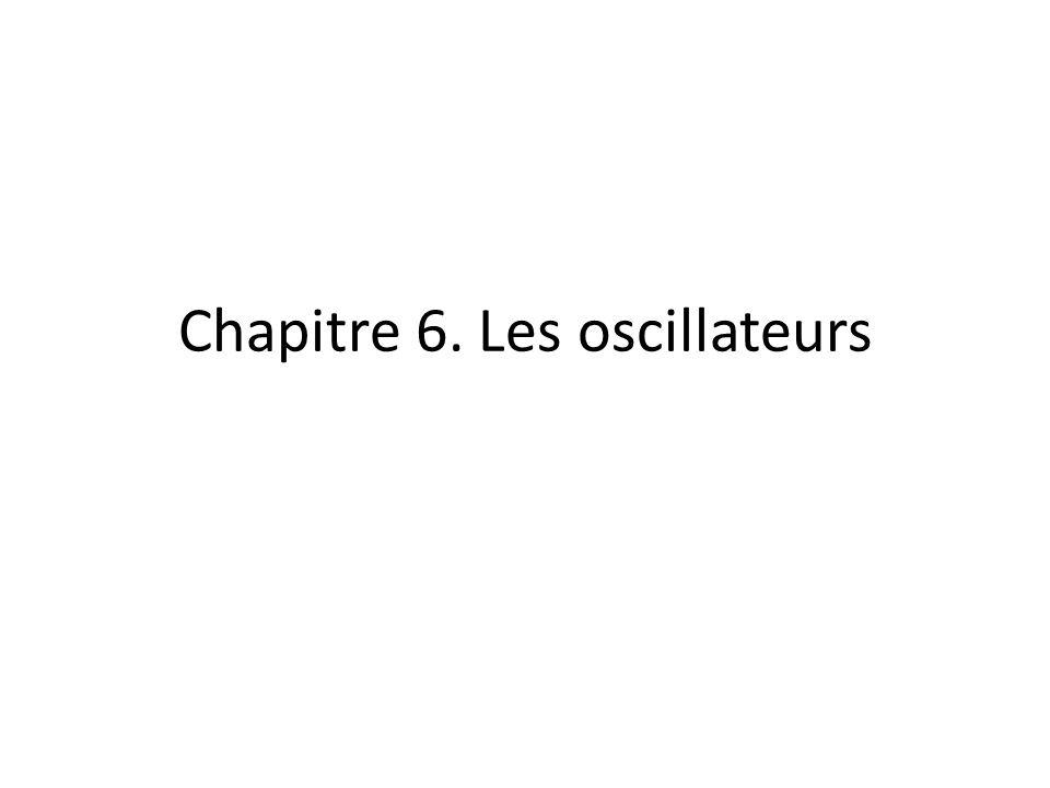 6.1. LE PENDULE SIMPLE