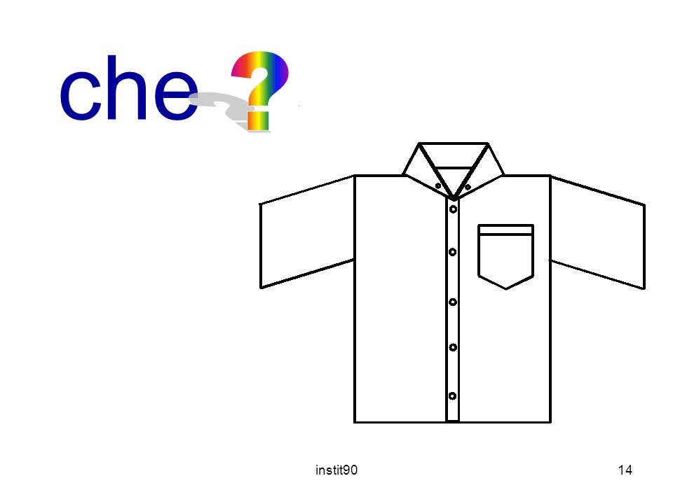 instit9014 chemise