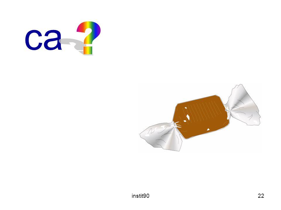 instit9022 caramel