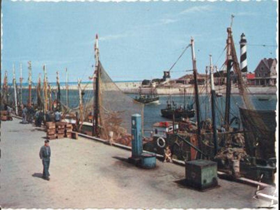 Flotille de pêche 1970