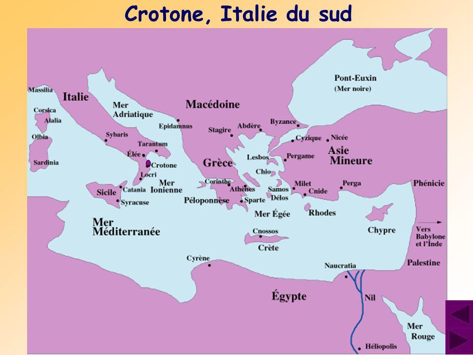 Crotone, Italie du sud -