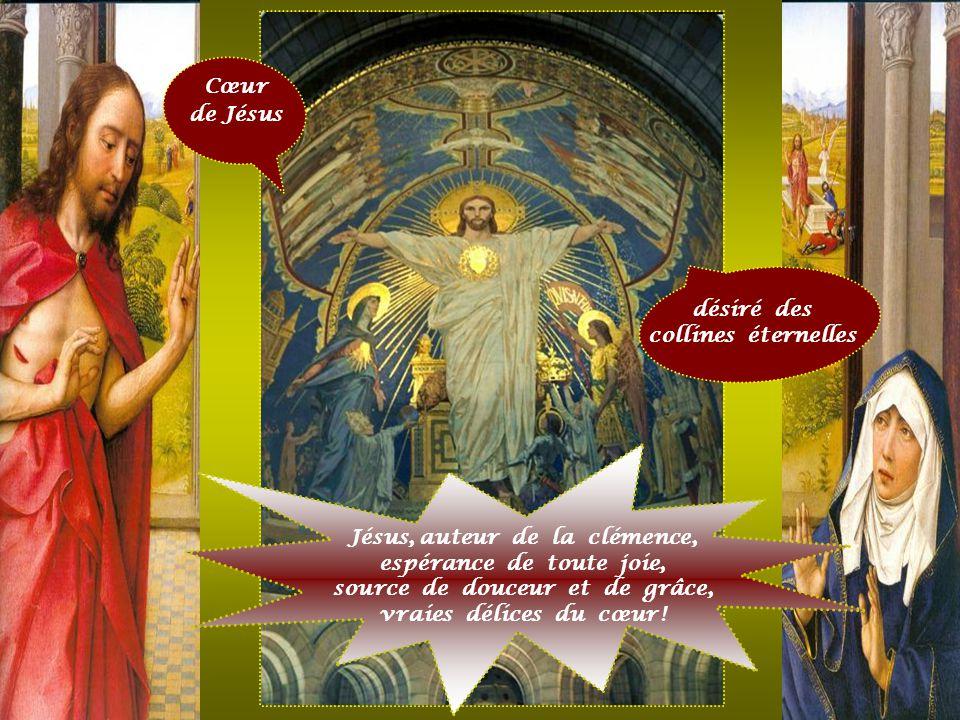 Cœur de Jésus formé par le Saint Esprit dans le sein de la Vierge Mère