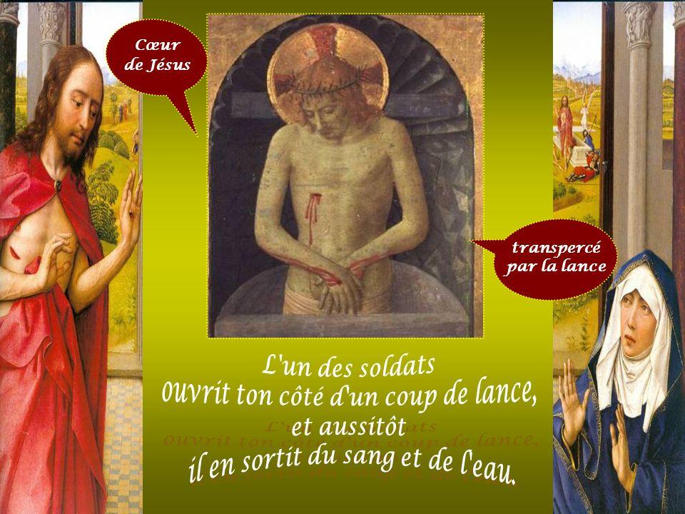 Cœur de Jésus délices de tous les saints