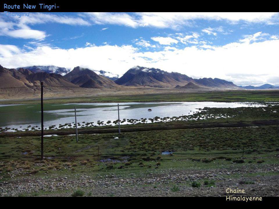 Tour de la Montagne Sacrée Kailash (5 Jours) pèlerin s Route New Tingri- Zhangmu