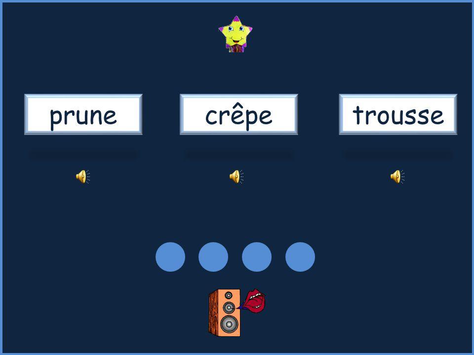 prunecrêpetrousse