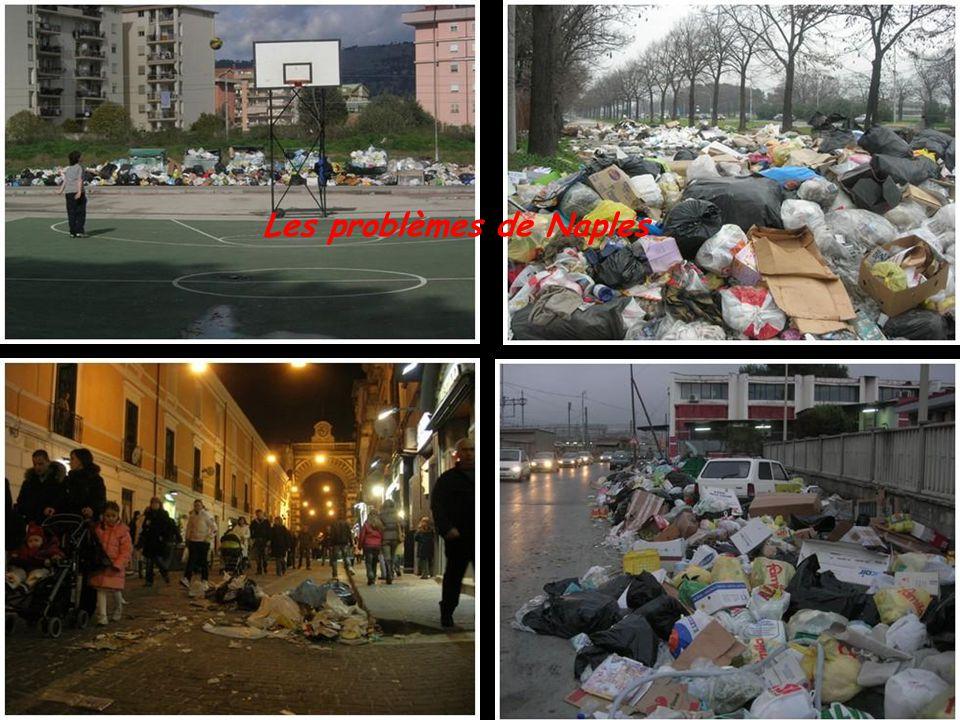 Les problèmes de Naples