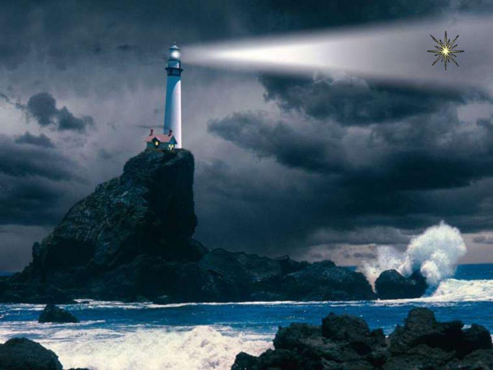 Comme un phare au cœur de la nuit, L'étoile rassure et indique la direction. Même au travers des brouillards les plus épais, L'étoile donne le sens et