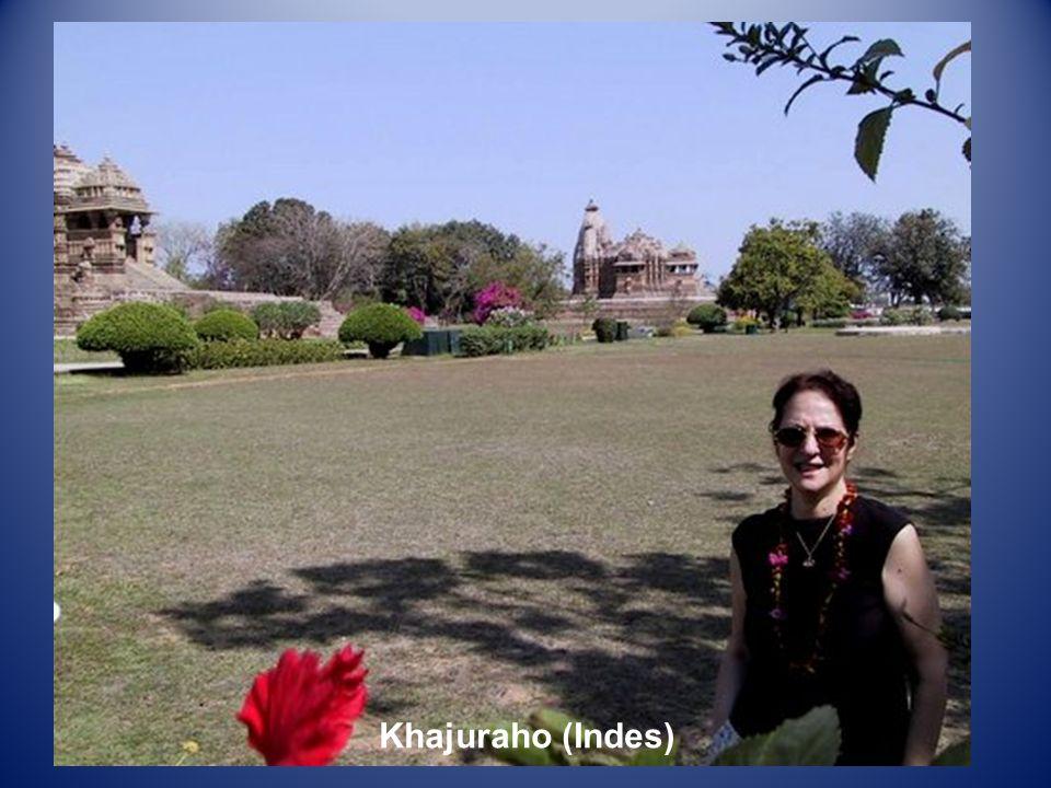 « Sadhu » à Orcha (Indes)