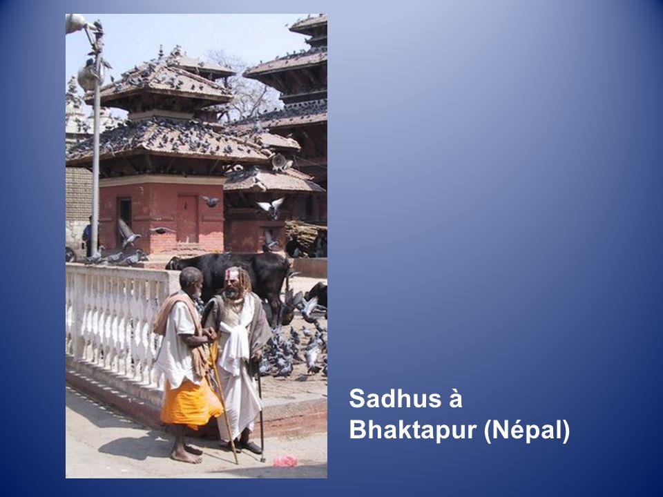 Grand Stupa de Swayambhunath (Népal)