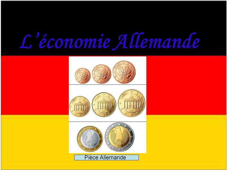 A°) Le géant économique de l'Europe