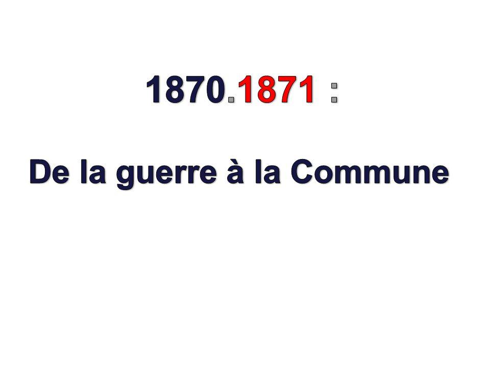 Napoléon Ier sur le trône impérial (Ingres) Louis XVI 1789 : L'arbre de la Liberté 24 février 1848, trois jours d émeutes départ du roi Louis-Philippe 1er.