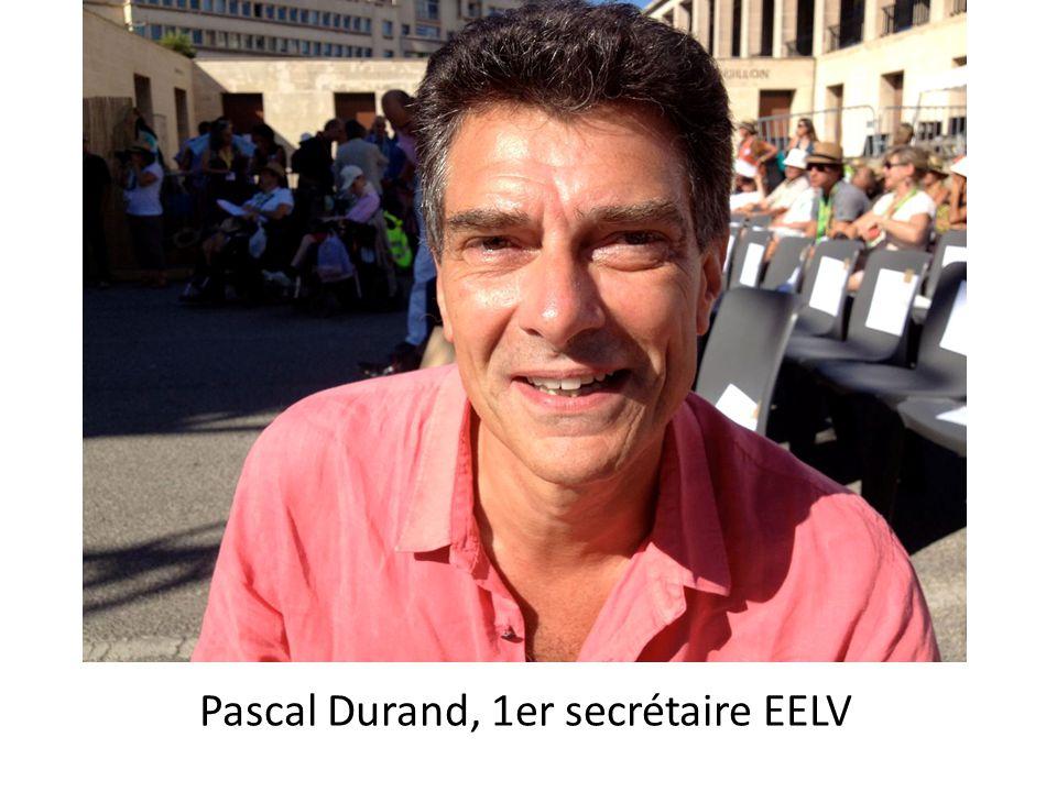 Journées d été à Marseille parce que l écologie est l avenir de l humanité dont Marseille est le berceau.