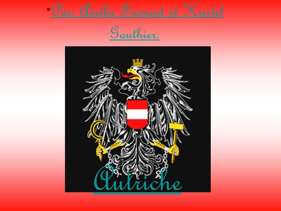 •L'Autriche bénéficie de larges ressources en matières premières.