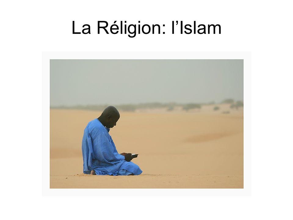 La Réligion: l'Islam