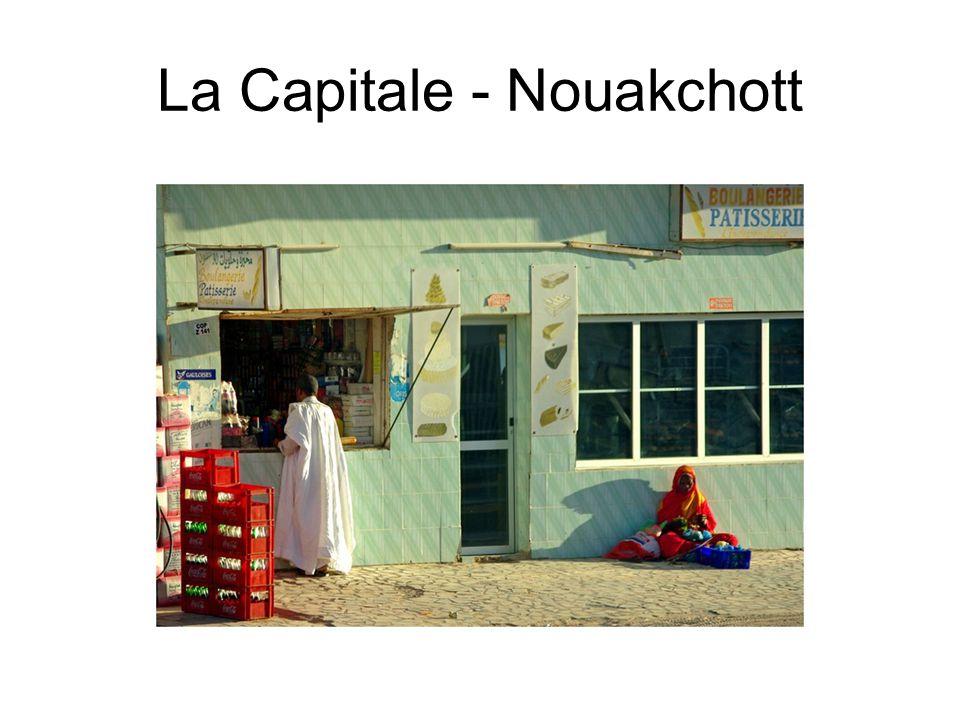 Le Marché à Noukchott