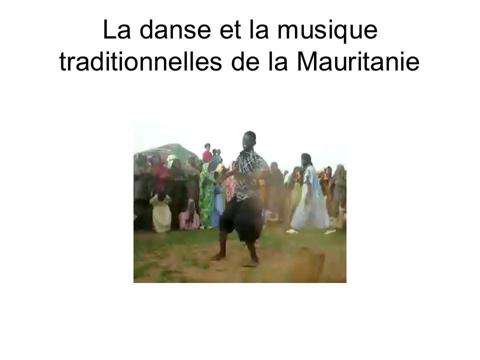 La danse et la musique traditionnelles de la Mauritanie