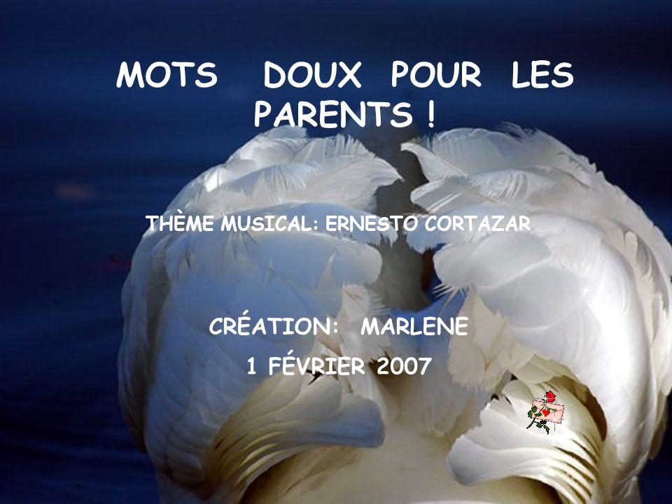 L'AMOUR QUE LES PARENTS DONNENT À LEURS ENFANTS N'EST JAMAIS PERDU !