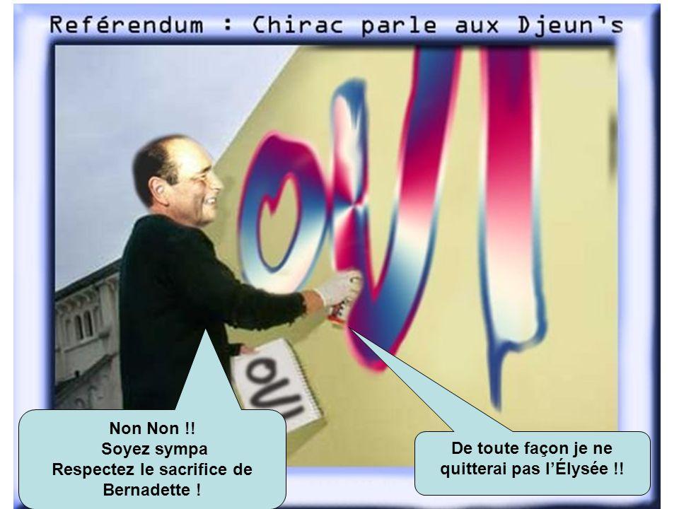 Frères et Sœurs ignorer Satan Ne soyer pas Stupides! Ne gâcher pas l'avenir de vos enfants Votez Non a la constitution européenne !!