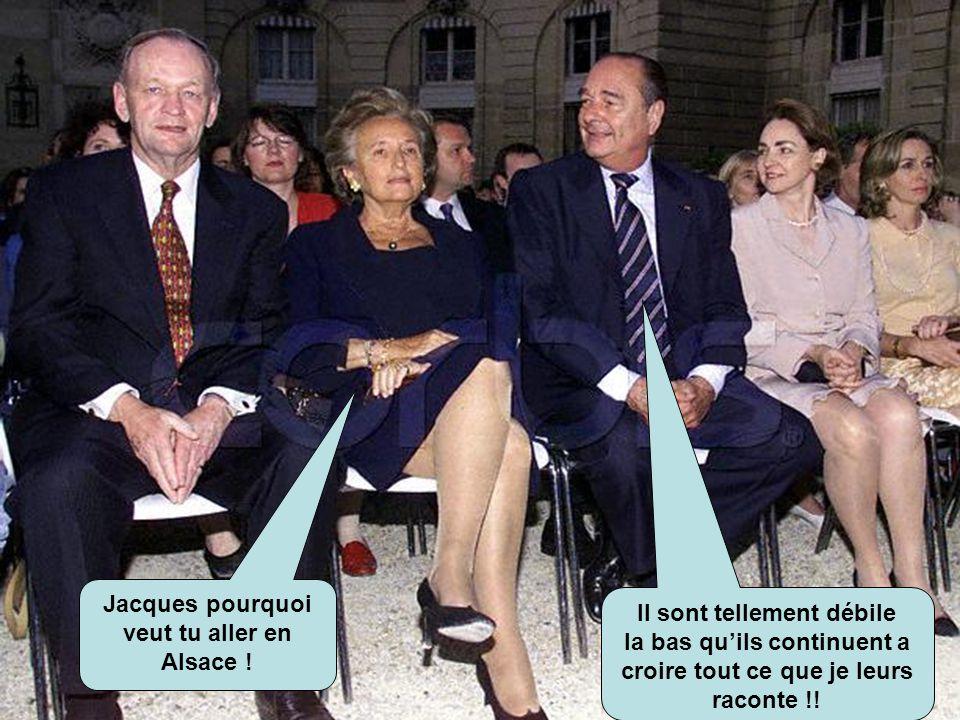 Pas de Problèmes De-Villepin j'ai vu que toi tu t'en étais pas mal tiré après avoir conseillé à Chirac de dissoudre l'assemblé en 1997!.
