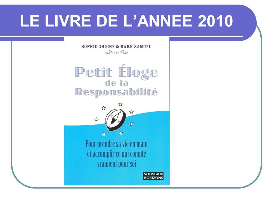 LE LIVRE DE L'ANNEE 2010
