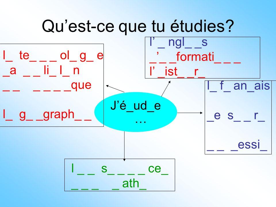 J'é_ud_e … l_ f_ an_ais _e s_ _ r_ _ _ _essi_ l_ te_ _ _ ol_ g_ e _a _ _ li_ I_ n _ _ _ _ _ _que l_ g_ _graph_ _ l _ _ s_ _ _ _ ce_ _ _ _ _ ath_ l' _ ngl_ _s _'_ _formati_ _ _ l' _ist_ _r_