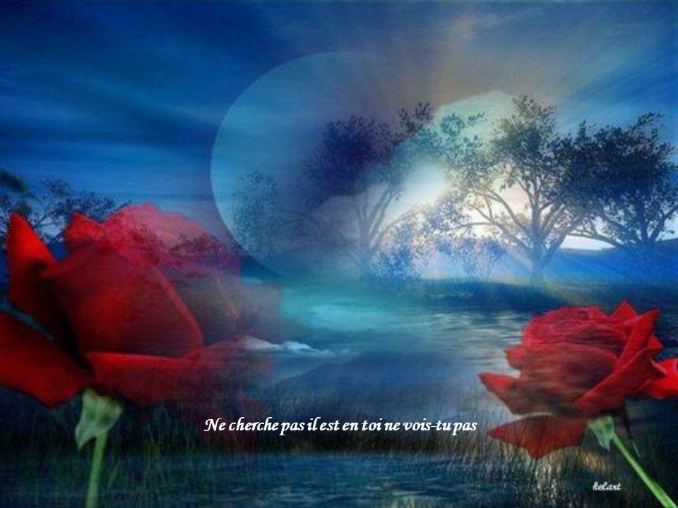 Ouvre tes yeux, ouvre ton coeur Tu lui trouveras le bonheur