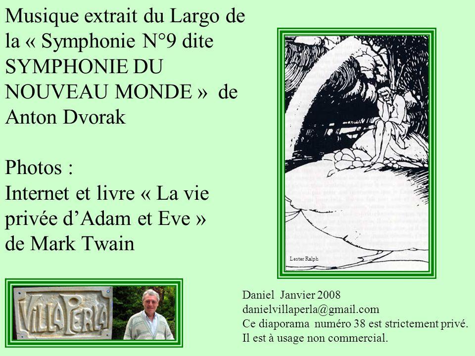 JOURNAL D'ADAM Sur la tombe d'Eve Adam : l'Eden, c'était elle. SoniaCarmo