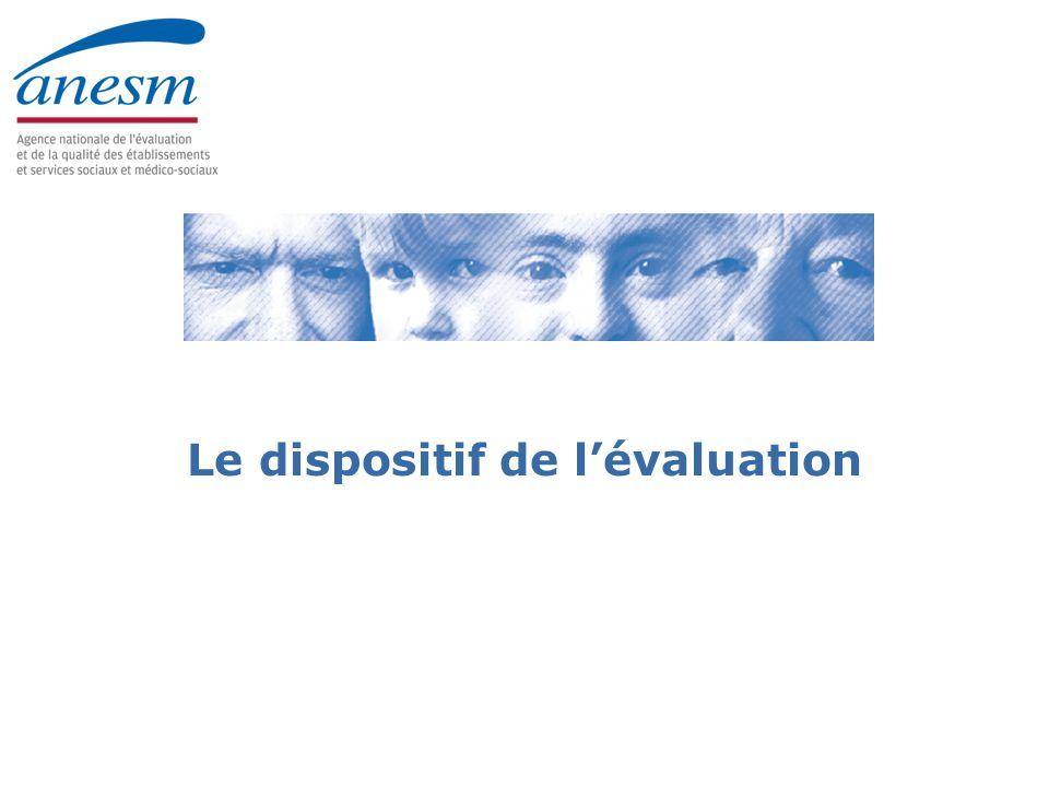Journées interrégionales 2009 3 Evaluation interne, le cadre légal (art.