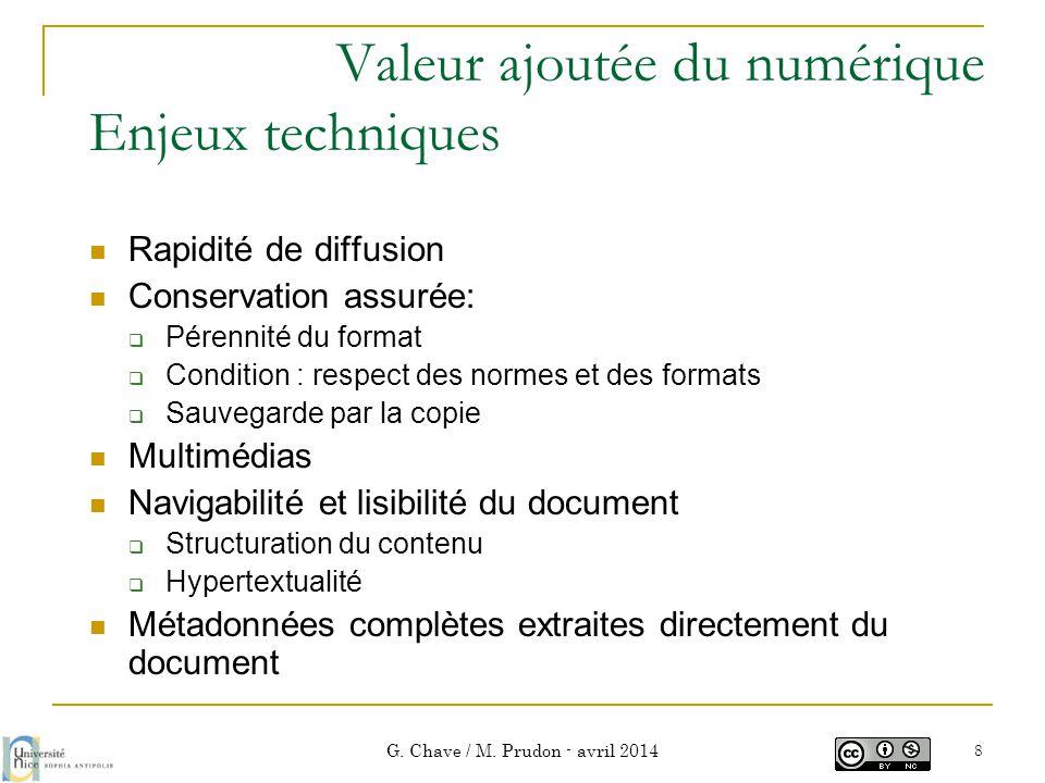 http://facile.cines.fr  Vérifier la validité de votre document avec le service FACILE du CINES G.