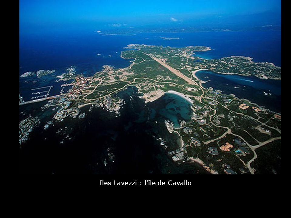 Presqu'île de Scandola : vue générale
