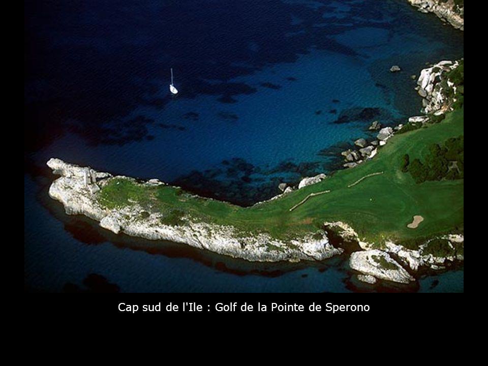 Capu Rossu près de Piana