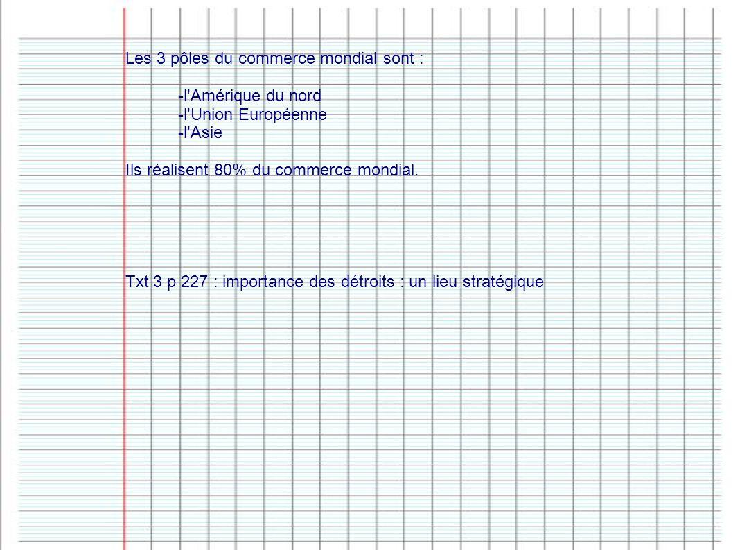 Méthode : je sais réaliser un bon croquis 1/Trouver les erreurs commises par l élève p 229 2/Croquis p 230