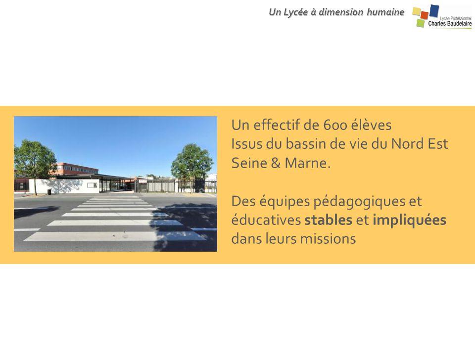 http://www.lpbaudelaire.fr Un site internet pour disposer des dernières informations sur le Lycée.
