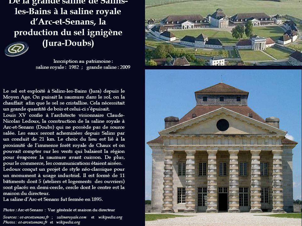 Sources : horizon-provence.com et theatre-antique.com Photos : wikipedia.org Inscription au patrimoine : 1981 Un castrum était édifié sur la colline S