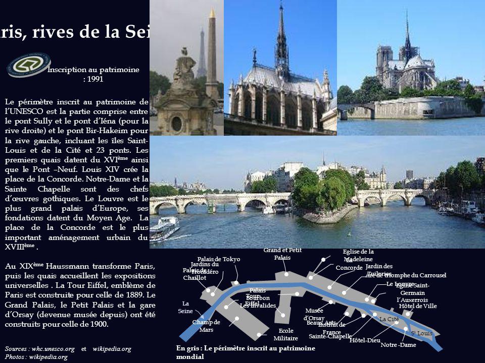 Sources : ville-reims.fr ; stremi- reims.cef.fr ; culture.gouv.fr Photos et Sources : wikipedia.org Inscription au patrimoine : 1991 Au III ème siècle