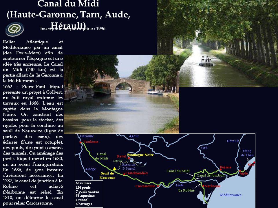 Sources : ot-avignon.fr ; avignon.fr et horizon-provence.com Photos et Sources : wikipedia.org Inscription au patrimoine : 1995 À partir du XII ème si