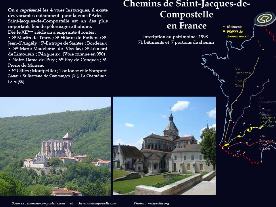 Sources : carcassonne.culture.fr Photo : wikipedia.org Inscription au patrimoine : 1997 Les fouilles ont permis de retrouver quelques vestiges de l'op