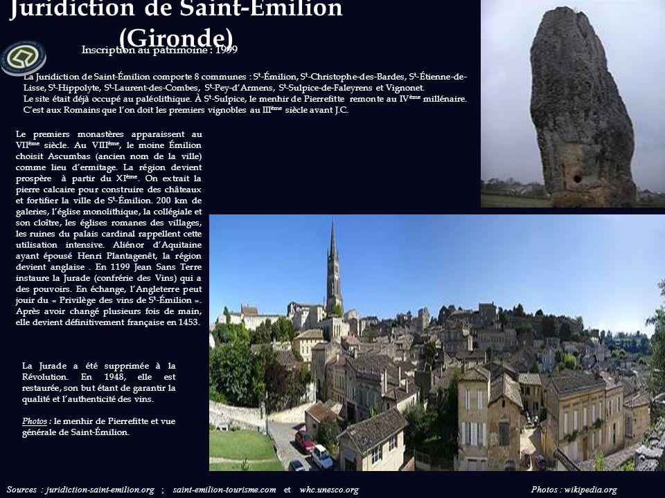 Sources : nordmag.fr Photos : wikipedia.org Inscription au patrimoine : 1999 Extension : 2005 En 1999 : 32 beffrois belges sont inscrits au patrimoine