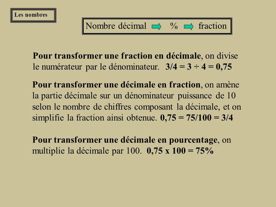 Corrigé Nombre fractionnaire 1. 1 4 / 5 2. 19 / 5 3. 1 2 / 5 4. -8 / 3