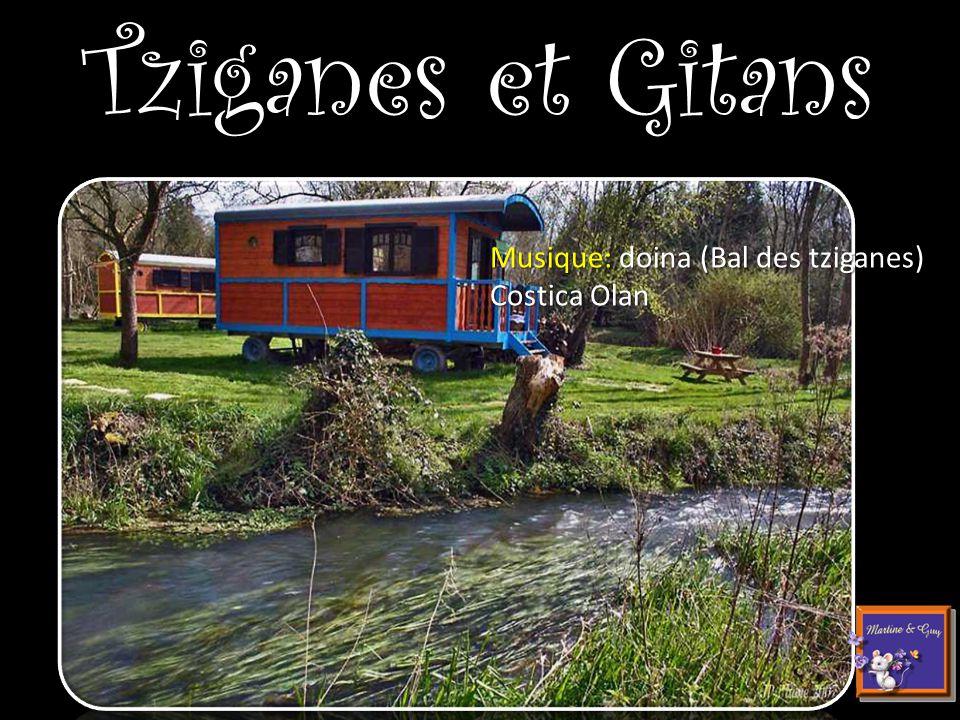 Tziganes et GitansMusique: doina (Bal des tziganes) Costica Olan