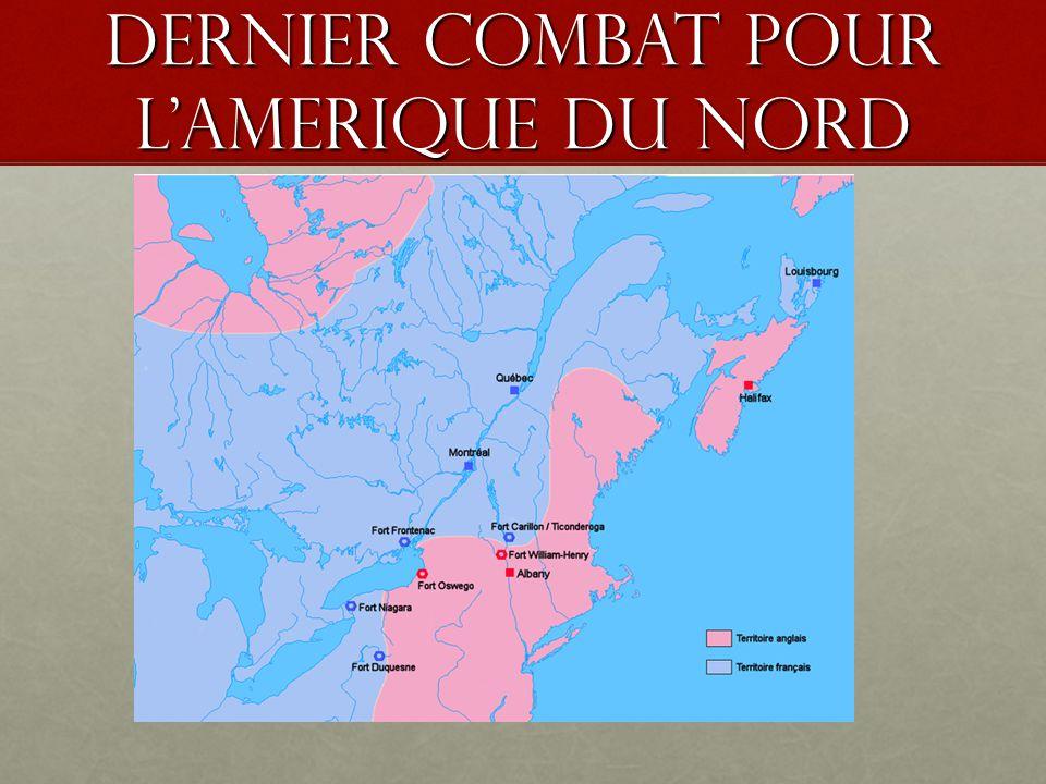 La capture de Louisbourg But: pour controler l'embouchure du Saint Laurent.