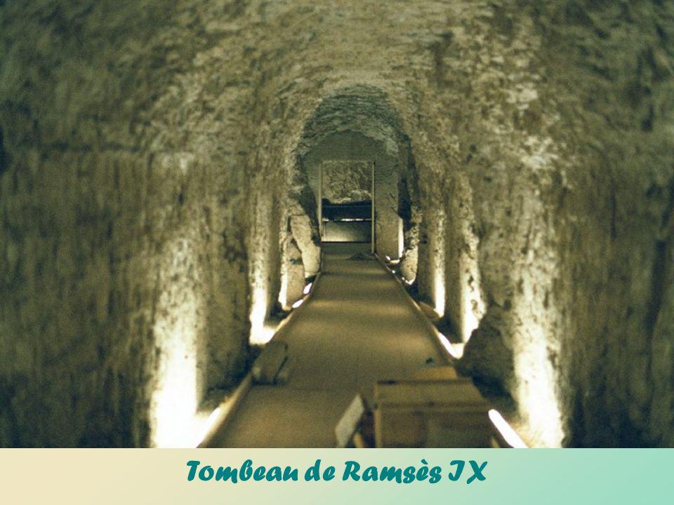 Tombeau de Ramsès IV