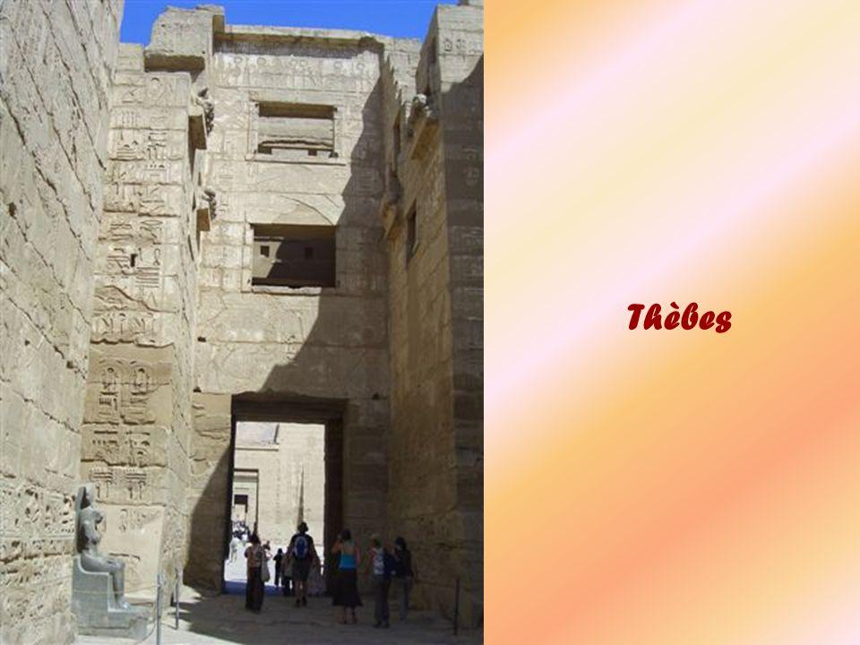 Tombeau de Ramsès IX